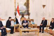 مصر والمغرب يتفقان على أهمية دعم الجيش الليبي في مكافحة الإرهاب