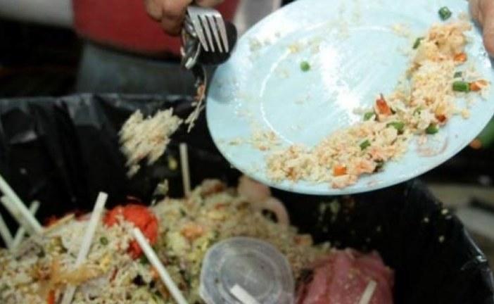 """في تقرير لمنظمة """"فاو"""": مليار و300 مليون طن من الطعام يُهدر سنويا"""