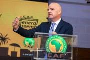 رئيس الفيفا: يمكن تنظيم بطولة إفريقية جديدة