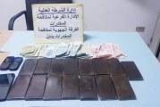 """النفيضة – سوسة: حجز 1.5 كلغ من مخدر القنب الهندي """"الزطلة"""""""