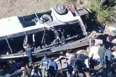 عاجل: ارتفاع ضحايا حادث عمدون الى قرابة 20 قتيلا