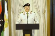 """المشير خليفة حفتر يعلن بدء""""المعركة الحاسمة"""" لتحرير طرابلس"""
