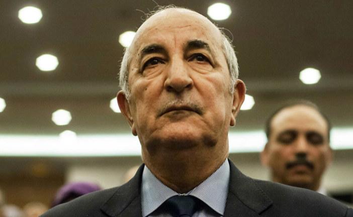 فوز عبد المجيد تبون بالرئاسة في الجزائر
