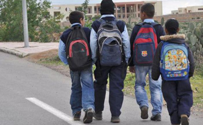 وزارة الشؤون الاجتماعية: 90 % من الأطفال المنقطعين عن الدراسة ينحدرون من عائلات فقيرة