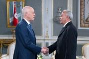 """الحبيب الجملي: """"تم التوافق مع رئيس الجمهورية حول حقيبتي الدفاع والخارجية"""""""