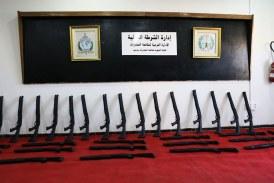 مدنين : حجز أسلحة ومبالغ مالية هامة