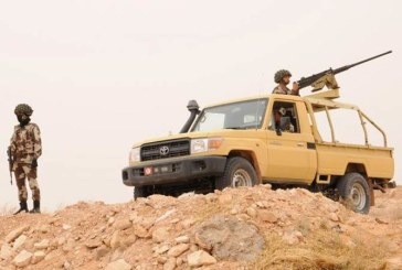 مهرّبون يطلقون النار على دورية للجيش.. وحجز سلع مهربة بقيمة 700 ألف دينار