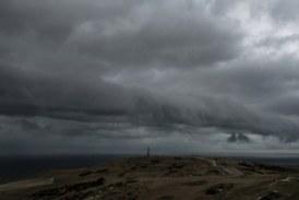 أمطار مؤقتا رعدية بأغلب الجهات بداية من بعد الظهر وبكميات غزيرة أثناء الليل