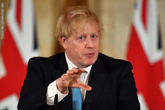 دعا البريطانيين للاستعداد لفراق أحبائهم: إصابة جونسون بفيروس كورونا