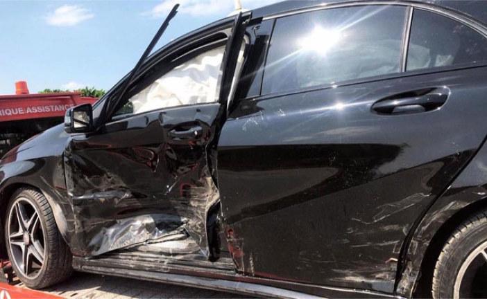 حادث مرور في جندوبة: رضيع وجدّته يفارقان الحياة