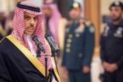 وزير الخارجية السعودي لـ الحويج: ندعم الجهود السلمية لحل الأزمة الليبية وفقاً لإعلان القاهرة ومخرجات برلين