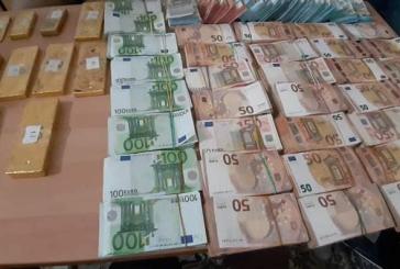 صفاقس : ضبط سيارة ليبية محملة ب13 سبيكة من الذهب و حوالي 600 ألف أورو