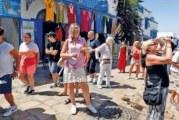 تراجع العائدات السياحية بنسبة 43 بالمائة