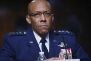 لأوّل مرّة: جنرال من أصل إفريقي رئيسا لسلاح الجوّ الأمريكي