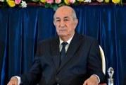 الرئيس الجزائري عبد المجيد تبون يستقبل عقيلة صالح ويعد بالعمل على لم شمل الليبيين