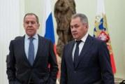 وفد روسي رفيع يلغي زيارة إلى تركيا للتباحث بشأن ليبيا