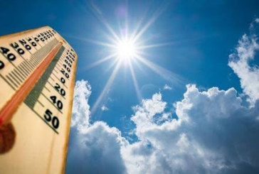 اليوم : غيوم وارتفاع طفيف في درجات الحرارة