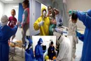 4 أطفال ضمن مصابي كورونا في مركز سقانص..تتراوح أعمارهم بين سنتين و12 سنة