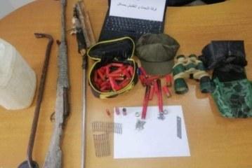 مساكن : منحرف يهدد باطلاق النار على دورية أمنية ببندقية صيد