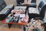 سوسة : الاطاحة بشبكة لترويج المخدرات  تنشط بين تونس وقطر مجاور