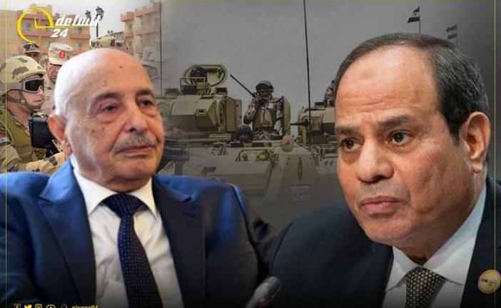 صالح: الليبيون يطلبون من مصر رسميا التدخل عسكريا حال حدوث هذا الأمر