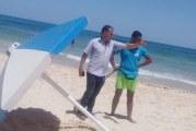 حمام سوسة : لجنة حماية الشريط الساحلي تتصدى للتجاوزات على الملك العمومي البحري