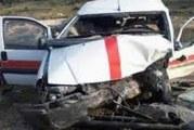 بنزرت : إنقلاب سيارة لواج