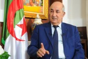الرئيس الجزائري : ليبيا تعيش نفس وضع سوريا .. وقد تتحول الى صومال جديد