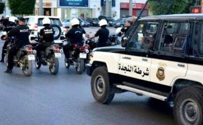 سوسة:إيقاف 15شخصا مفتش عنهم في حملة أمنية