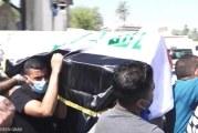 العراق : تشييع جثمان الهاشمي ودعوات للكشف عن منفذي الاغتيال
