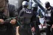 القبض على نفر  في شأنه خمس مناشير تفتيش
