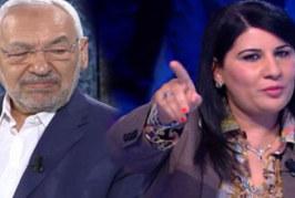 عبير موسي تعرض وثائق حول العلاقة بين النهضة والاخوان المسلمين