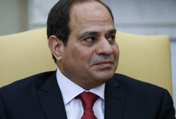 السيسي يقول إن مصر ترفض أي إجراء أحادي من شأنه المساس بحقوقها في مياه النيل