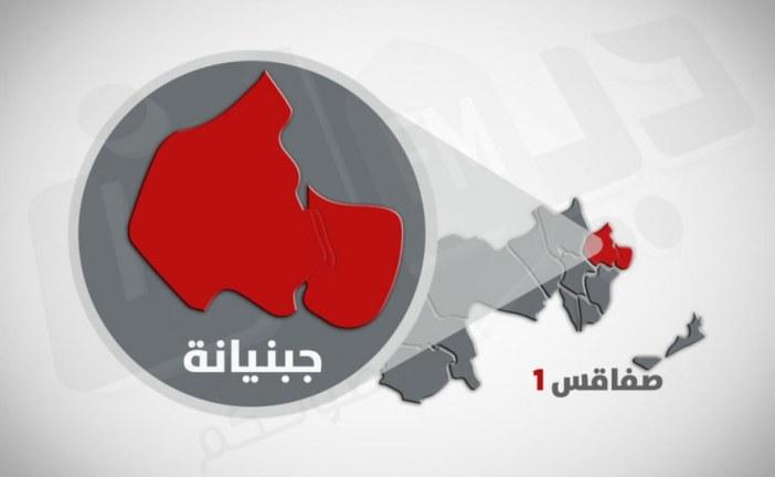 النتائج الأولية للانتخابات البلدية الجزئية بجبنيانة