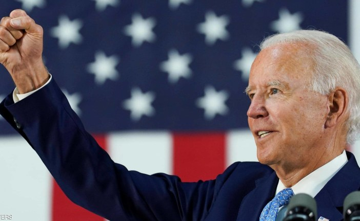 المرشح الديمقراطي بايدن يتعهد بإعادة الولايات المتحدة إلى منظمة الصحة العالمية