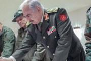 حفتر وقيادات الجيش الليبي.. اجتماع مكثفة