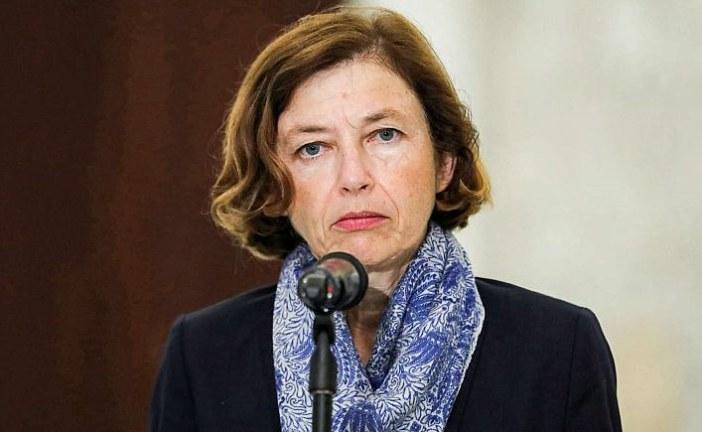 """وزيرة الجيوش الفرنسية: شرق المتوسط ليس """"ملعباً لطموحات البعض"""""""