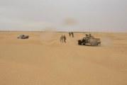 وزارة الدفاع: إيقاف 3 سيارات وحجز سجائر وملابس