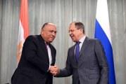 توافق مصري روسي على تفكيك الميليشيات في ليبيا