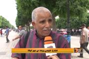 الشارع التونسي و زيادة في أجور الولاة ( فيديو )