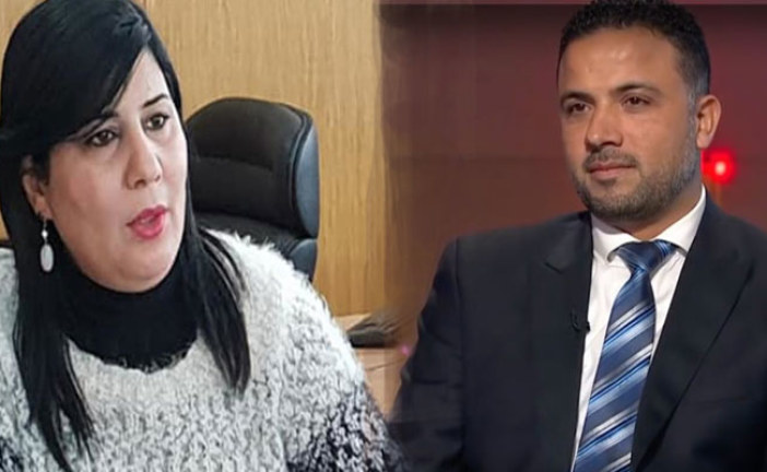جمعية النساء الديمقراطيات تًندد باعتداء سيف مخلوف على عبير موسي