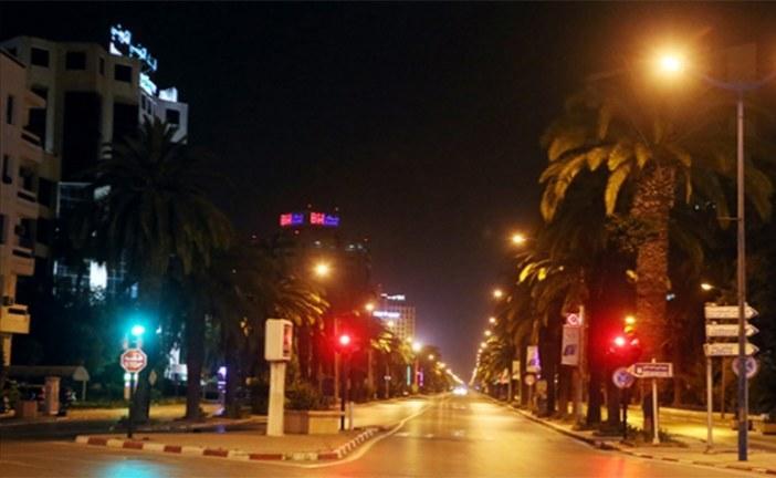 ولايات تونس الكبرى: التمديد في حظر الجولان بـ 15 يوما