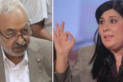 عبير موسي: سننصب الخيام ونعتصم امام مقر فرع تونس للاتحاد العالمي لعلماء المسلمين