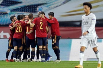 دوري الأمم الأوروبية: تأهل اسبانيا لنصف النهائي بفوز تاريخي على ألمانيا