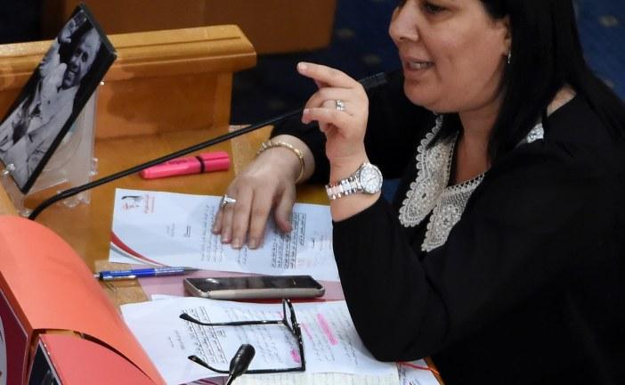 عبير موسي تكذب سامية عبو وتنشر تنشر تسجيلا من اجتماع 11 نوفمبر