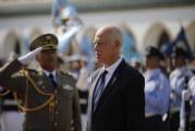 رئيس الجمهورية يشرف على احياء الذكرى الخامسة لاستشهاد اعوان الامن الرئاسي