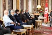 من بينهم توفيق بكار وفاضل عبد الكافي: الغنوشي يلتقي عددا من وزراء المالية السابقين