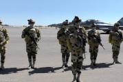 أولى التدريب الجوية المشتركة بين جيشي مصر والسودان