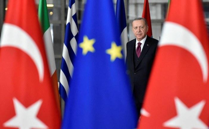الاتحاد الأوروبي يقرر فرض عقوبات على تركيا