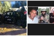 وزير الداخلية يؤدي واجب العزاء لعائلات الأمنيين ضحايا حادث مرور القصرين